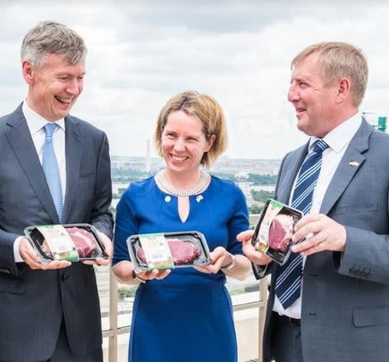 New landmark deal will provide major boost to Irish beef export to the U.S.