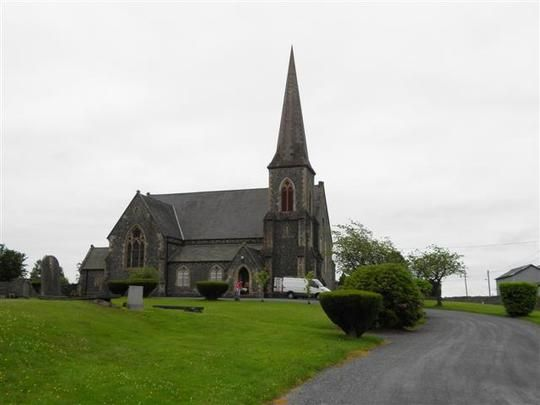 St. Maeldoid's Church of Ireland will welcome Catholics while their church receives rennovations