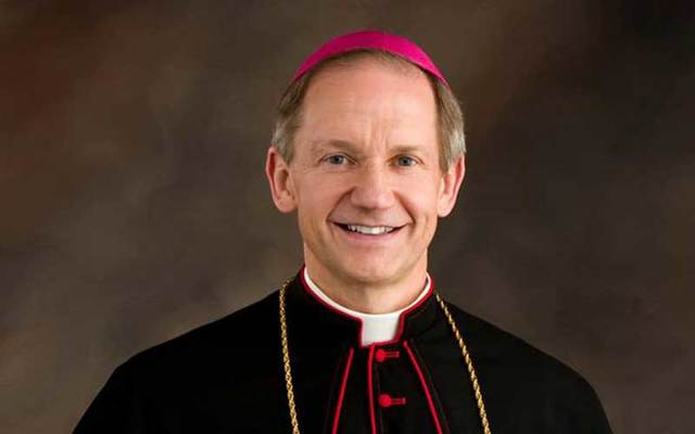 Bishop Thomas Paprocki of the Catholic Diocese of Springfield, Ill.