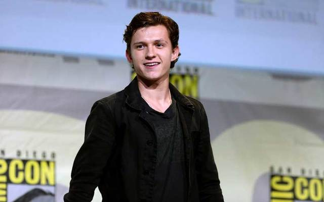 Tom Holland is the new Spiderman.
