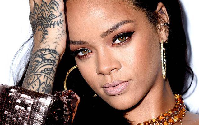 Superstar Rihanna.