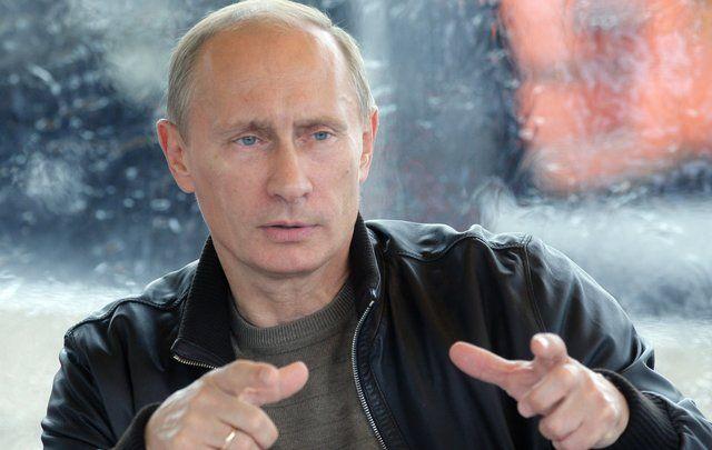 Russia\'s President Vladimir Putin.