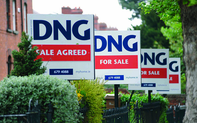 """Unless ""drastic action"" is taken house prices in Ireland will continue to rise for the next five to 10 years."""