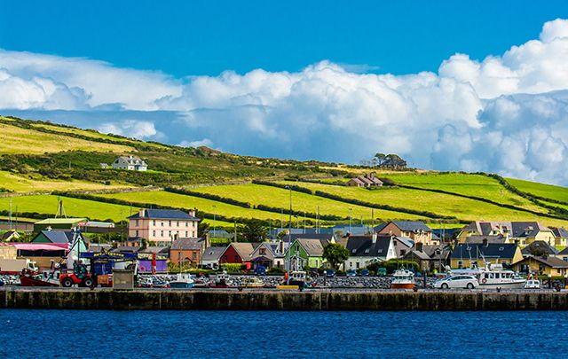Dingle, County Kerry: Did this gorgeous town make the cut?
