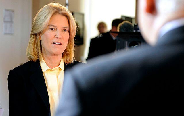 Greta Van Susteren has expressed an interest in being US Ambassador to Ireland.
