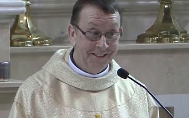 Father Ray Kelly - the Hallelujah Priest
