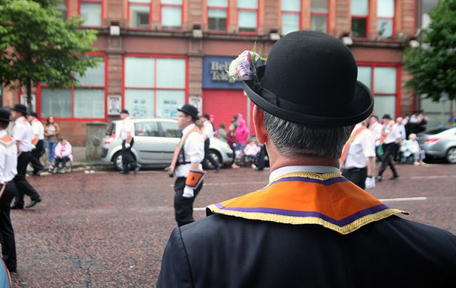 """Grand Orange Lodge of Scotland refuses to apologize, states media aims to """"demonize our Protestant Culture & Heritage""""."""