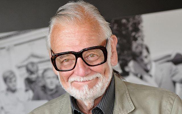 Filmmaker George A. Romero.