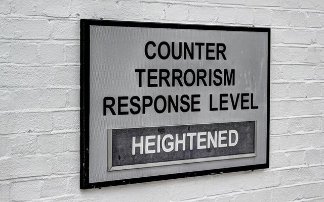 Security expert questions Ireland\'s terror response preparedness.