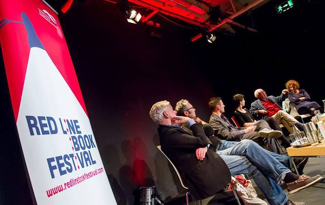 Get creative at the Red Line Book Festival in South Dublin.