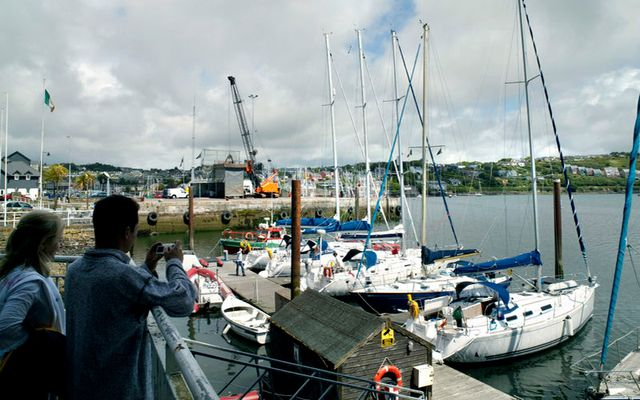 What's on in Co. Cork? Kinsale is just one of the many towns and cities throughout Cork that are hubs of creativity and culture.