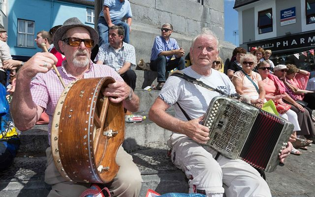 The Clare Fleadh is just one of the many cultural and creative highlights happening in Clare.