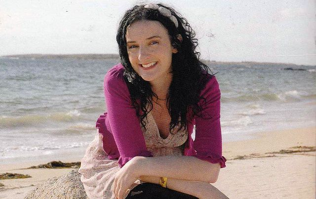 Sean-nos singer Noeleen Ní Cholla.