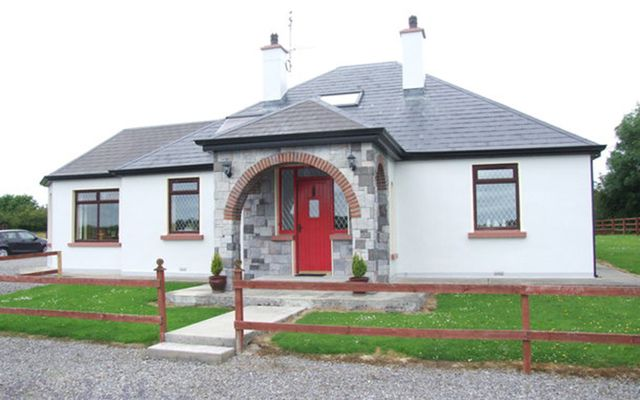 This house is in the least expensive area to buy property in Ireland.