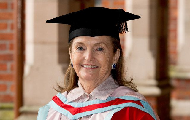 Loretta Brennan Glucksman CBE.