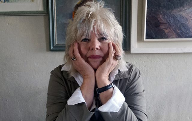 Author of Ireland\'s Green Larder, Margaret Hickey.