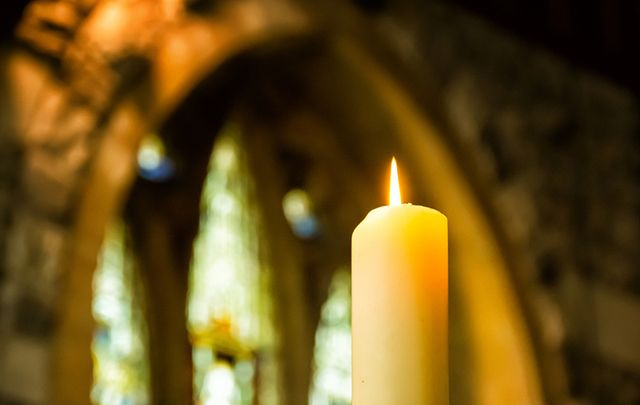 Blessings and prayers are just one of the ways that some Irish heal from the death of a loved one at a funeral.