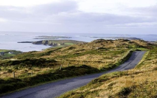 """Clifden, County Galway: \""""May the road rise up to meet you\"""" Irish blessing"""