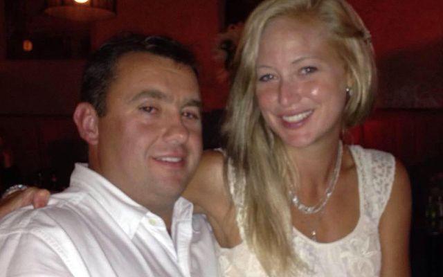 Jason Corbett and Molly Martens Corbett
