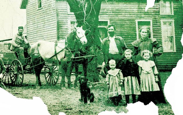 The Forgotten Irish: Irish Emigrant Experiences in America by Damian Shiels.