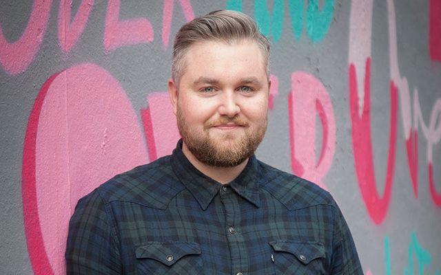 Niall Byrne, founder of Irish music website Nialler9.