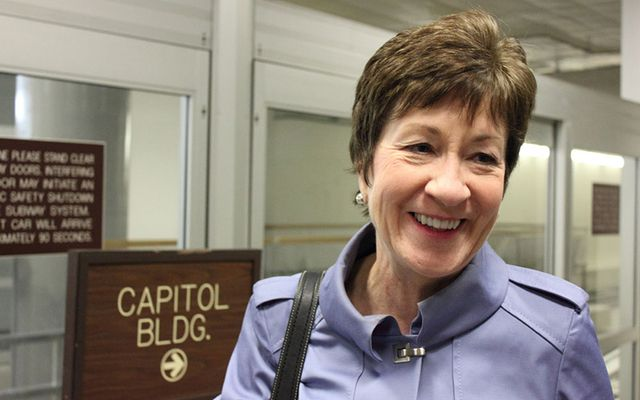 Senator Susan Collins is an unsung hero of the health care repeal fail.