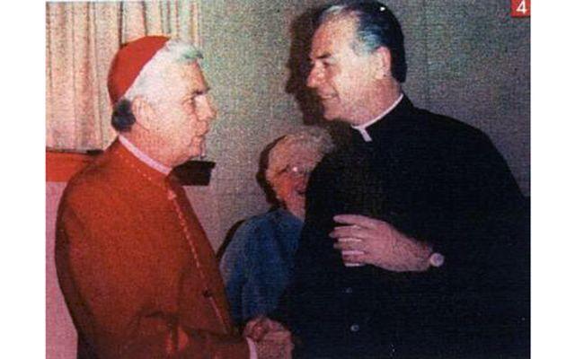 Former clergyman Paul Shanley.