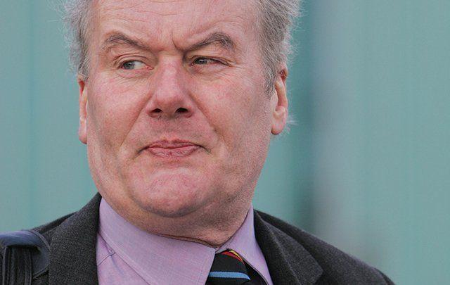 Former Sunday Times columnist Kevin Myers.