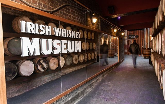 Getting married in Ireland? Check out the Irish Whiskey Museum as a cool and different venue.