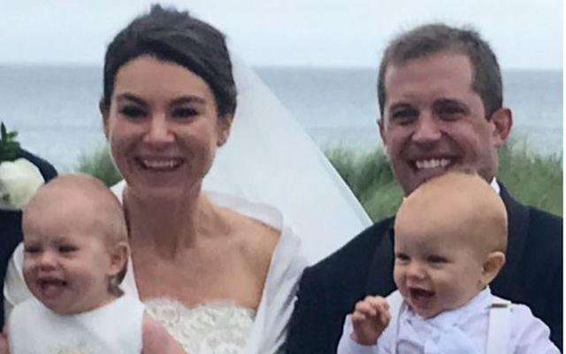 Robert F. Kennedy's granddaughter Meaghan Kennedy Townsend married Marine veteran Billy Birdzell.