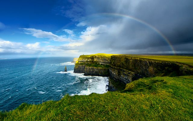 Everyone should get the chance to see Ireland once in a lifetime.