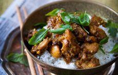 Chicken Month - Donal's chili and lemongrass chicken recipe