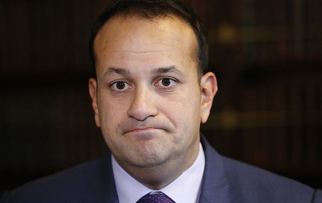 Taoiseach Leo Varadkar, who made clear immediately the Irish weren't in the business of reconstructing a border.