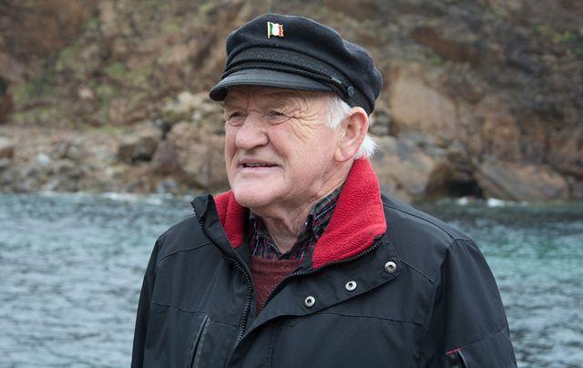 Patsy Dan Rodgers, the last King of Ireland.