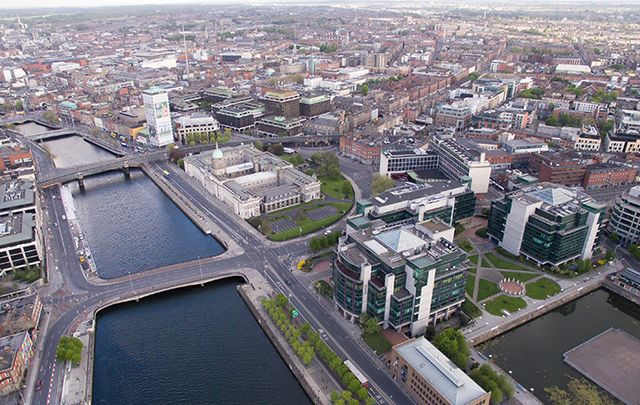 Take a walk on the northside! Two new free Dublin city trails now available for download.