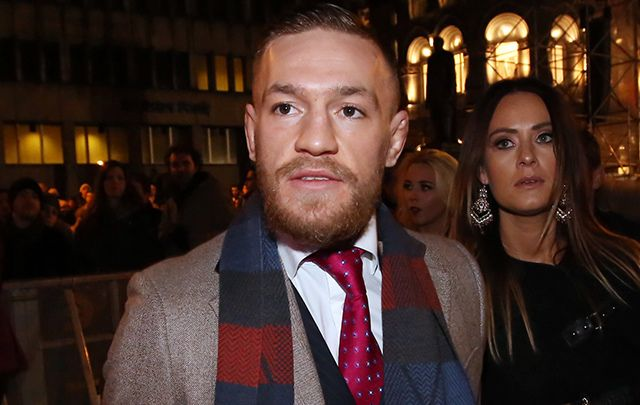 Conor McGregor in Dublin. An ESPN profile on the MMA fighter has been heavily criticized in the capital.