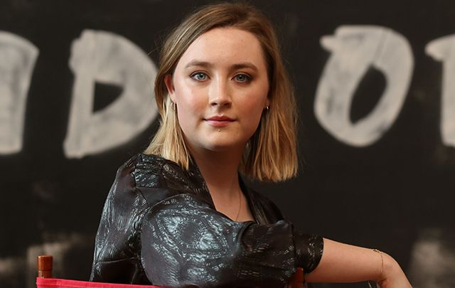 Of course, the amazing Saoirse Ronan is one of our top Irish actresses of all time.