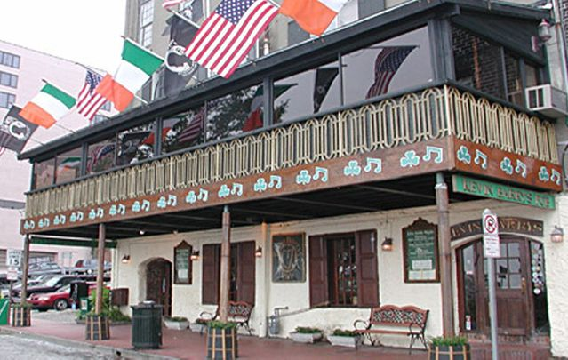 Kevin Barry's in Georgia has been short-listed as one of the top Irish bars in North America.