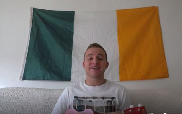 Conor McGregor invited fan Mick Konstantin to Vegas for his August 26 Mayweather after the Kildare teacher posted this song.