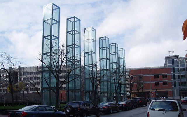 Boston Holocaust Memorial has been the subject of vandalism twice in the summer of 2017.
