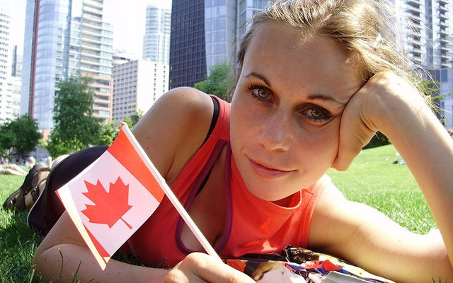 Candian immigration requires English-proficiency tests all round if you wish to gain Canadian permanent residency.