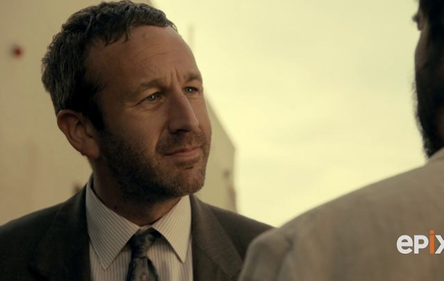 Star of Get Shorty, County Roscommon actor Chris O\'Dowd.