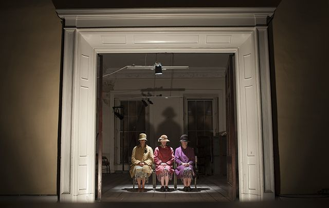 The U.S. premiere of Beckett in the City: The Women Speak, plays from September 20 – October 1.