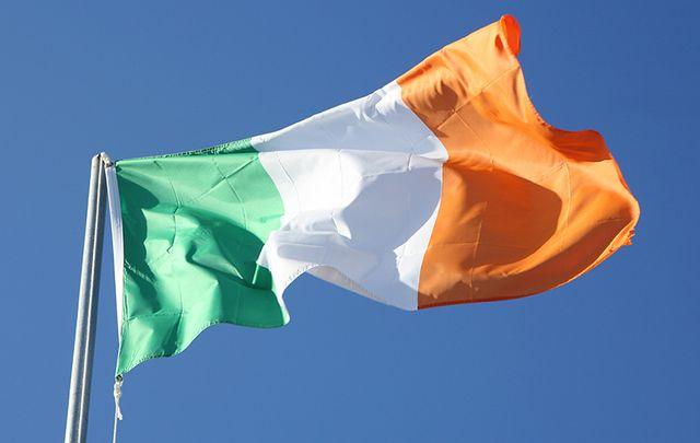 Irish flag vs Ivory Coast flag.
