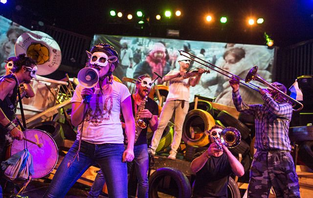 """One of the top picks at this year's Kilkenny Arts Festival is immersive theater experience """"Counting Sheep."""""""