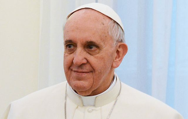 Pope Francis has phoned victims of sexual abuse to encourage them to come forward.