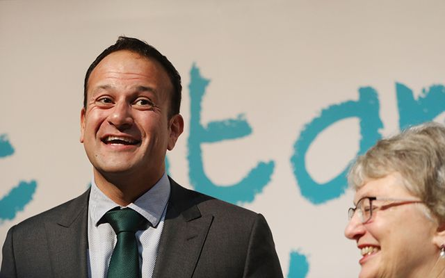 Leo Varadkar has been named as one of the 40 under 40, Forbes magazine\'s list of the top young global influencers.