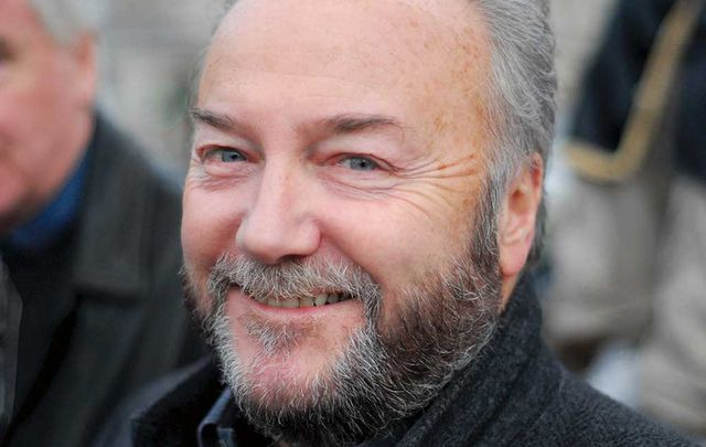 The outspoken and often controversial George Galloway has said he believes we will soon have a United Ireland.