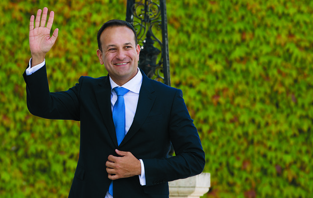 Irish leader Leo Varadkar says President Donald Trump would still be welcome in Ireland.
