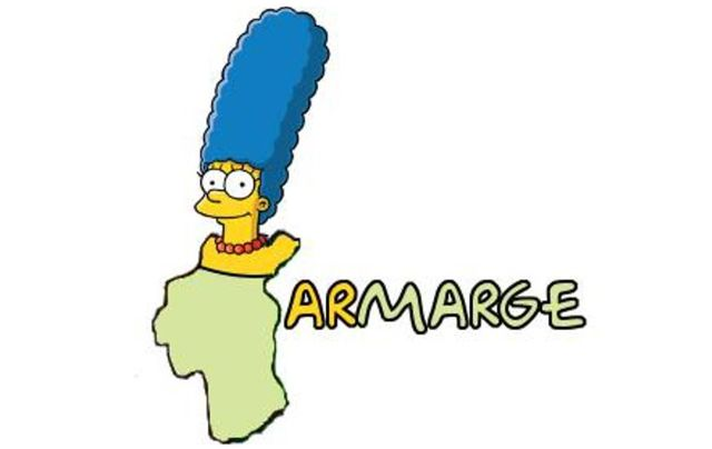 Armarge?! Or County Armagh?